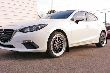 Styling Mazda 3