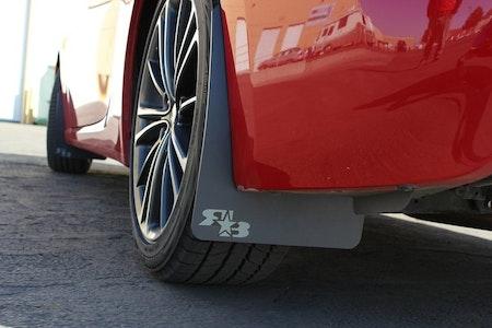 Subaru BRZ Stänkskydd  2012 - 2016