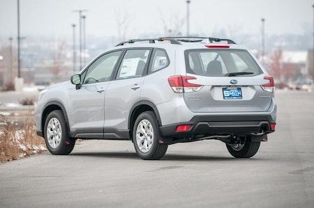 Subaru Forester Stänklappar, 2019+
