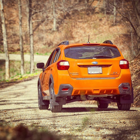 Subaru XV tillbehör