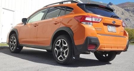 Subaru XV stänkskydd