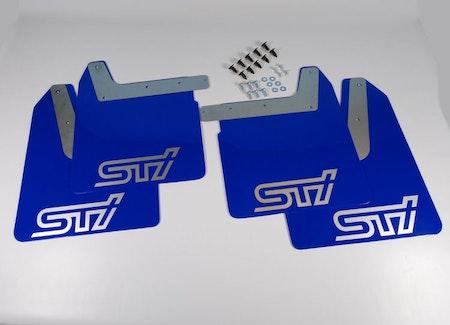 Subaru Impreza Newage Stänklappar  2001 - 2007