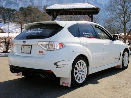 Subaru impreza köttbulle