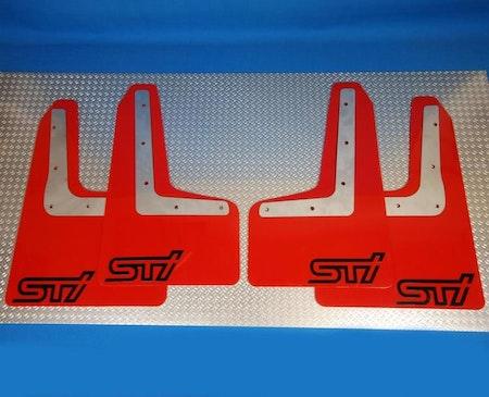 Subaru WRX STI Stänklappar  2014+