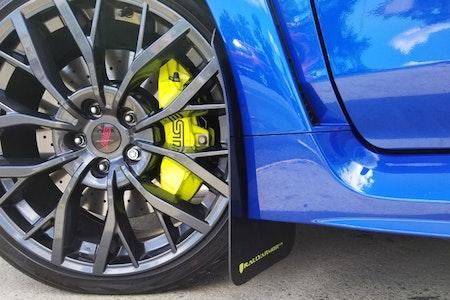 Subaru Levorg skvettlapper lapper