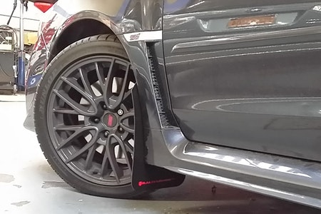 Subaru Levorg stänklappar