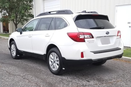 Subaru Outback stänklappar  2015+