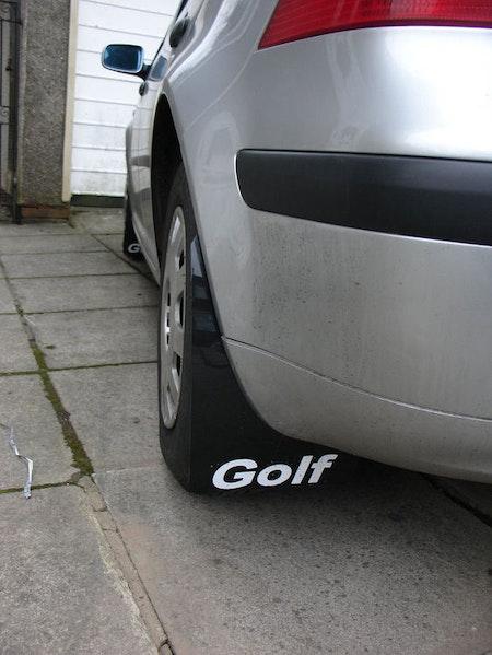 Volkswagen Golf Mk4 Stänklappar  1999 - 2004