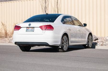 Volkswagen Passat stänklappar  2011 - 2015