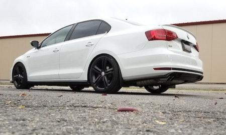Volkswagen Jetta Mk6 stänklappar  2011 - 2014