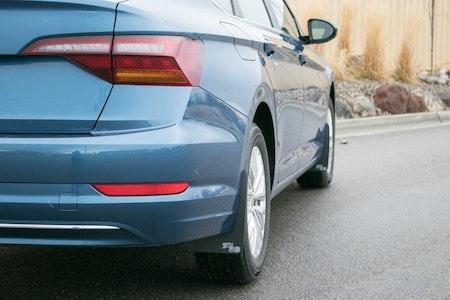 Volkswagen Jetta Mk7 stänklappar  2019+