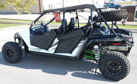 Arctic Cat WILDCAT X 1000
