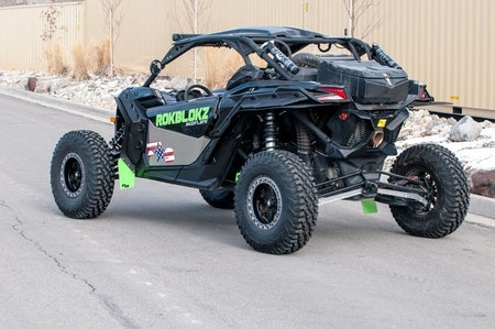 CAN-AM MAVERICK X3, X DS, X RS   Stänklappar  2017+