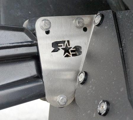 Trailing Arm skydd - Polaris XPT / RZR 1000