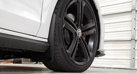 Volkswagen Jetta Mk6 stänklappar  2015 - 2018