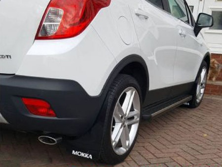Opel Mokka X Stänkskydd 2016+ Facelift
