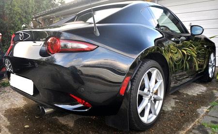 Mazda mx5 stänkskydd