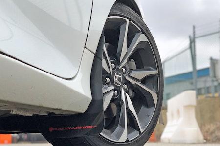 Honda Civic Stänklappar 2016-2019