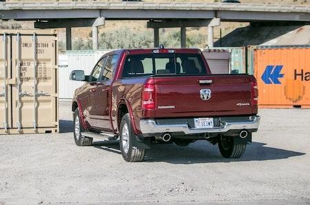 Dodge RAM 1500 stänkskydd 2019