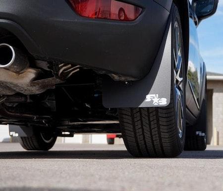 Större stänkskydd till Mazda cx-3