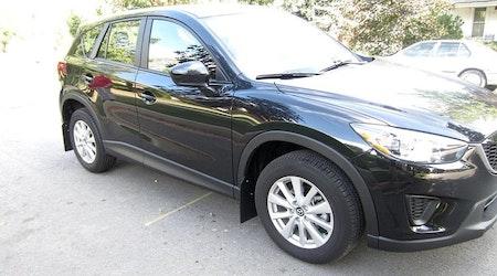 Mazda Cx 5 stänk skydd