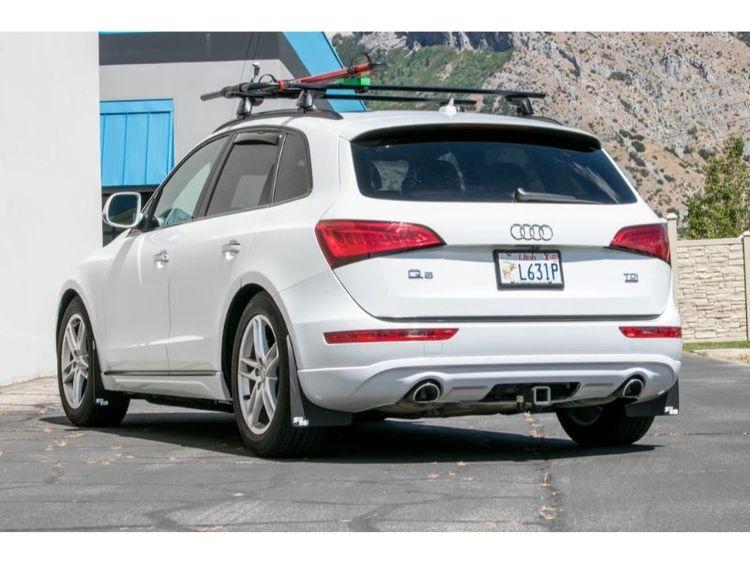 Audi Q5 Stänkskydd