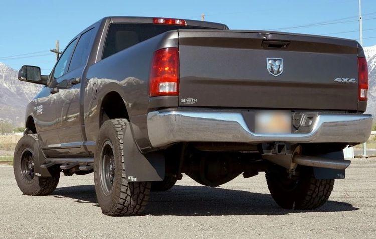 Dodge RAM skvettlapper 2010 - 2018