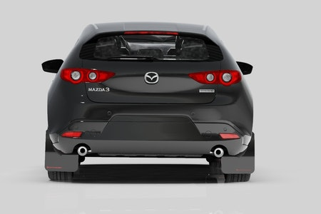 Mazda 3 GT Sport Stänklappar  19+