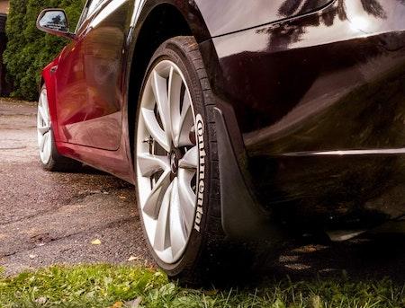 Tesla model 3 Stänkskydd