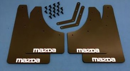 Mazda Miata MX5 Stänklappar  2006 - 2014