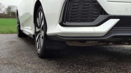 Honda Civic 5D Hatchback Stänklappar 2016-2019