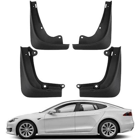 Vilka stänkskydd till Tesla S