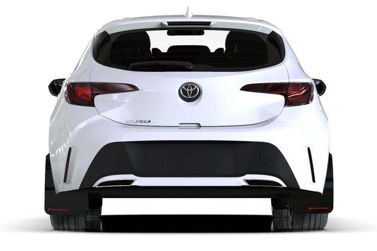 Toyota Corolla Skvettlapper