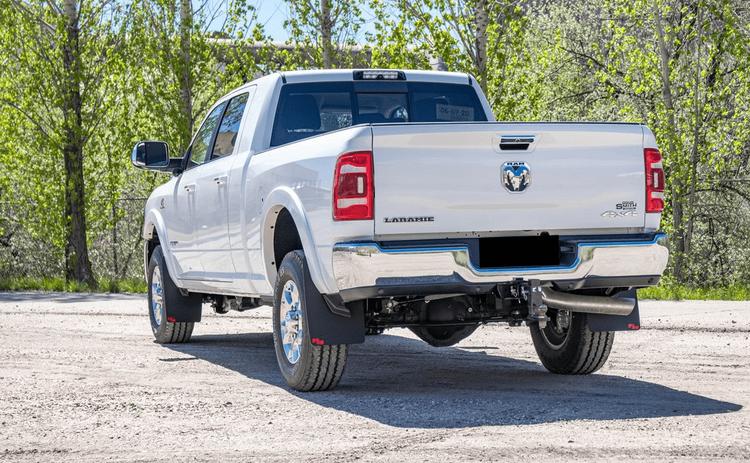 Dodge RAM 2500/3500 Skvettlapper 2019+