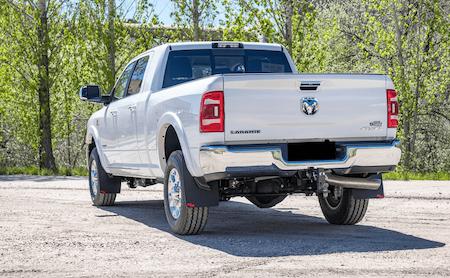 Dodge RAm 2500 2019 stänkskydd