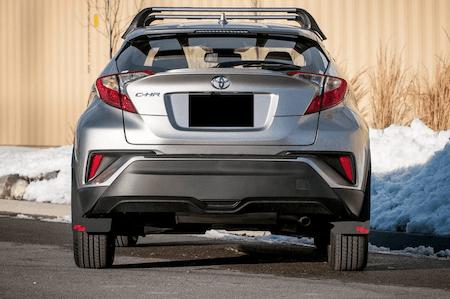 Stänkskydd till Toyota C-HR