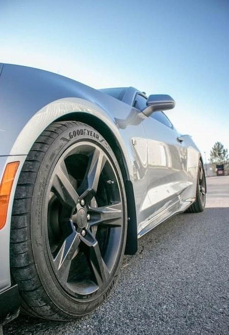 Chevrolet Camaro Stänkskydd