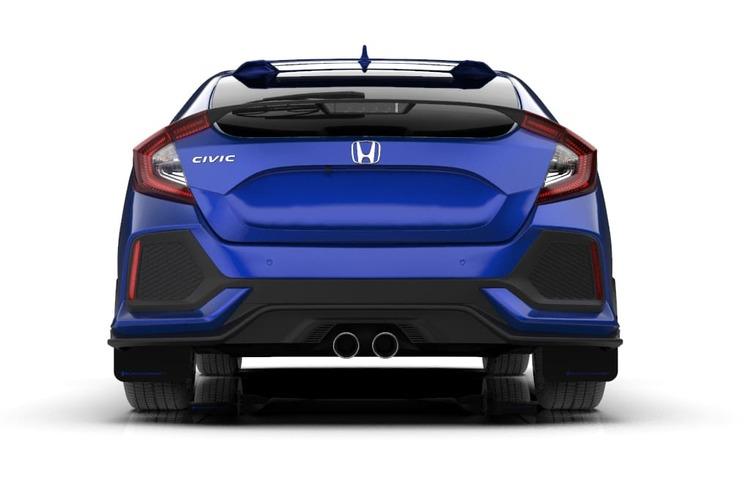 Honda Civic Sport & Sport Touring Hatchback Stänkskydd