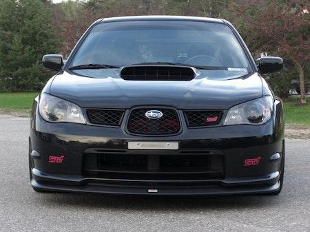 Subaru Hawkeye stänkskydd