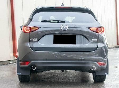 Mazda CX-5 2017+ Stänklappar