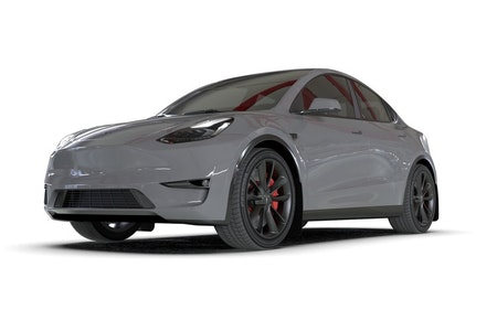 Tesla model Y stänkskydd - Premium RallyArmor