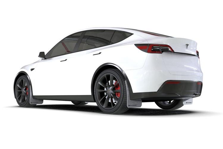 Tesla modell Y skvettlapper - Premium RallyArmor