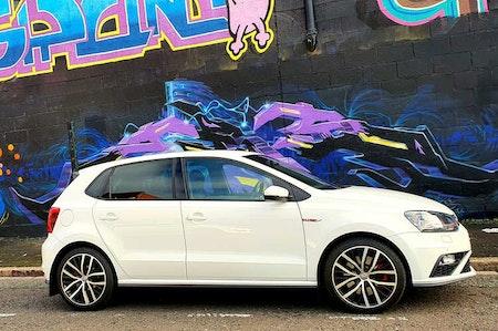Volkswagen Polo Stänkskydd