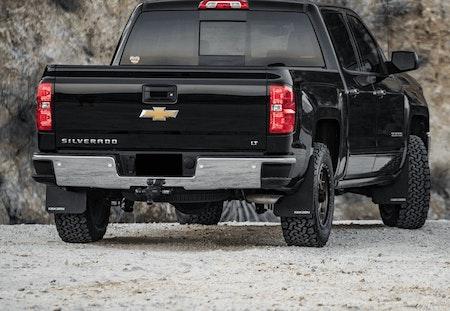Chevrolet Silverado Stänklappar