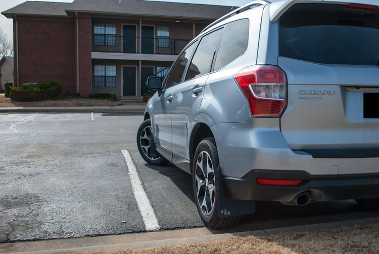 Subaru Forester skvettlapper 2014 - 2018