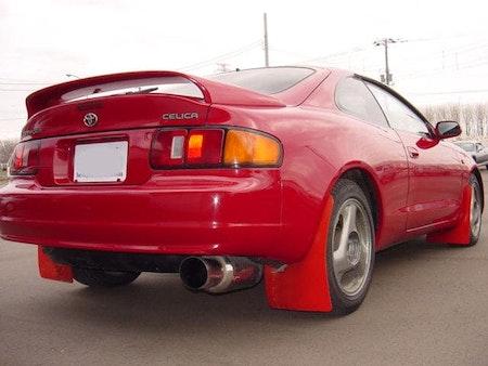Toyota Celica Stänklappar