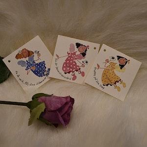 Små enkla minikort