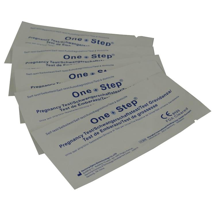 Tidigt graviditetstest One Step - 10 st (FRI FRAKT)