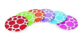 Munchkin Grippy Dots halkskydd till badkar med värmesensor