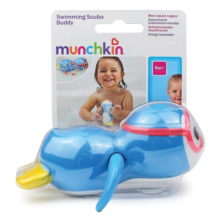 Munchkin Swimming Scuba Buddy Badleksak